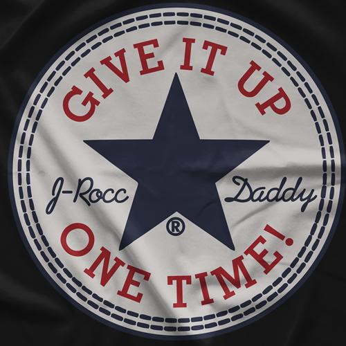 J-Rocc Sneaker Spoof T-Shirt