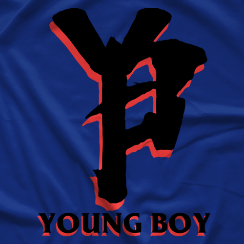 Young Boy Logo T-shirt