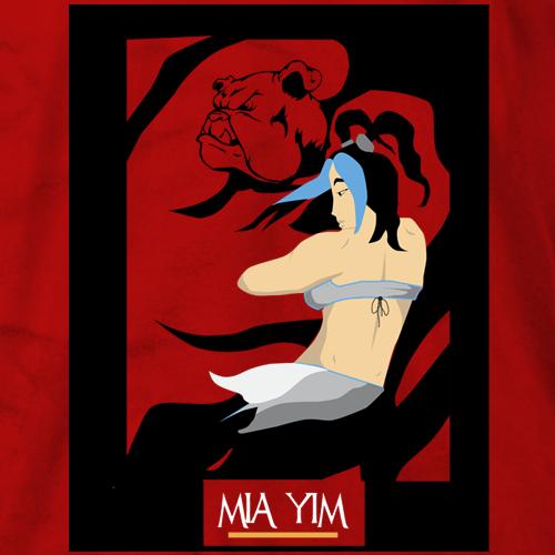 Mulan Yim T-shirt