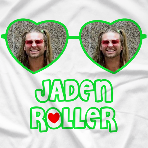 Jaden Roller White