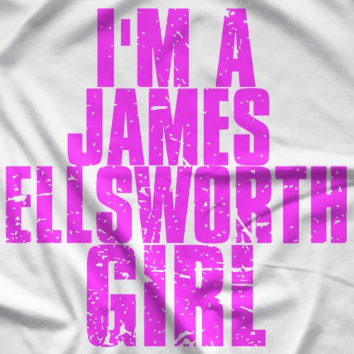 James Ellsworth Girl T-shirt