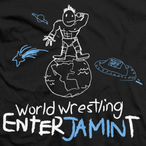 World Wrestling EnterJAMINt