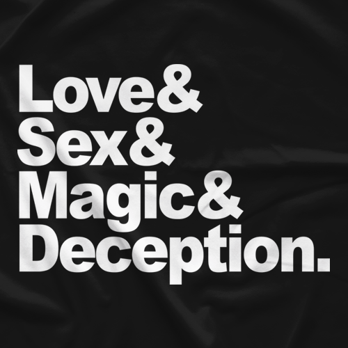 Love & Sex & Magic & Deception
