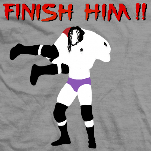 Finish Him Tee