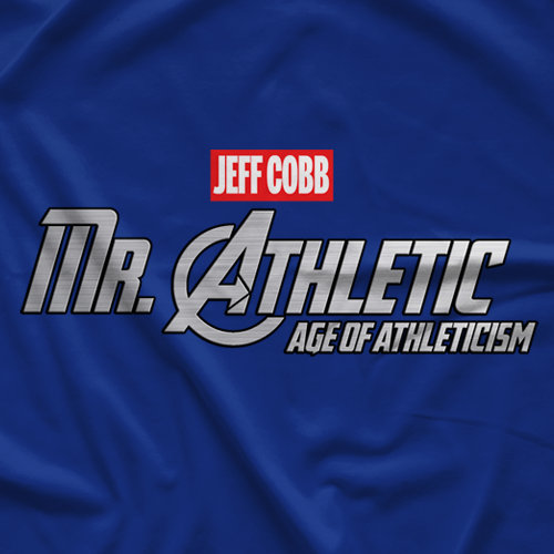 Age of Athleticism T-shirt