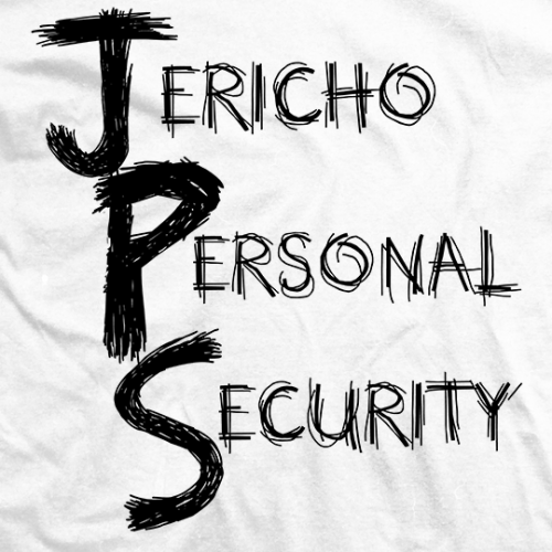 Chris Jericho Jericho Personal Security T-shirt