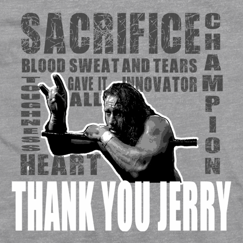 Jerry Lynn Sacrifice T-shirt