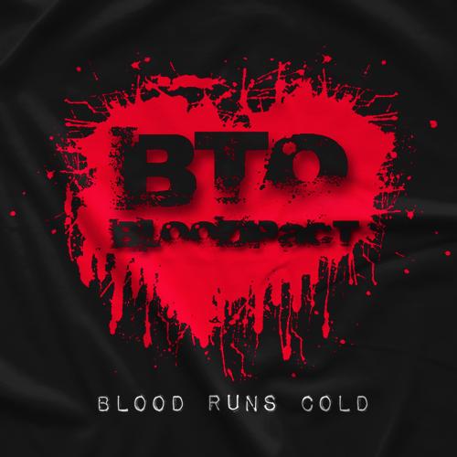 Boom Travone Order Bloodpact T-shirt