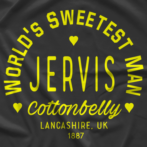 Jervis Cottonbelly Roots of Sweet T-shirt