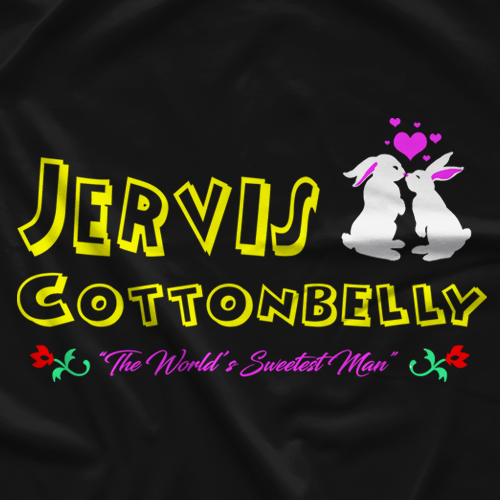 Jervis Cottonbelly Reggie and Dot T-shirt