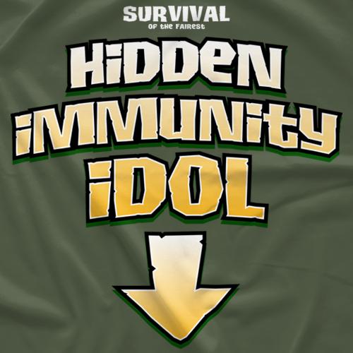Hidden Immunity Idol