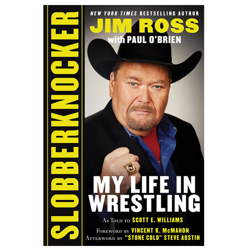 "Autographed ""Slobberknocker: My Life In Wrestling"" Book"