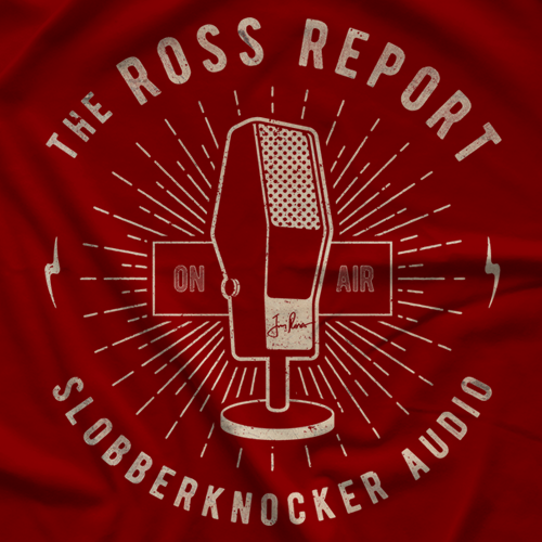 The Ross Report Jim Ross Jim Ross Retro T-shirt