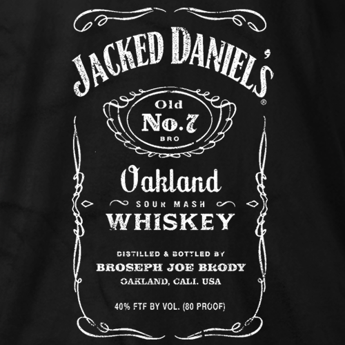 JACKED Daniel's