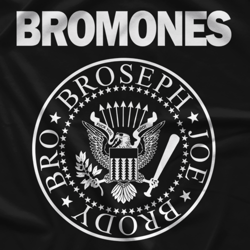 BROMONES T-shirt
