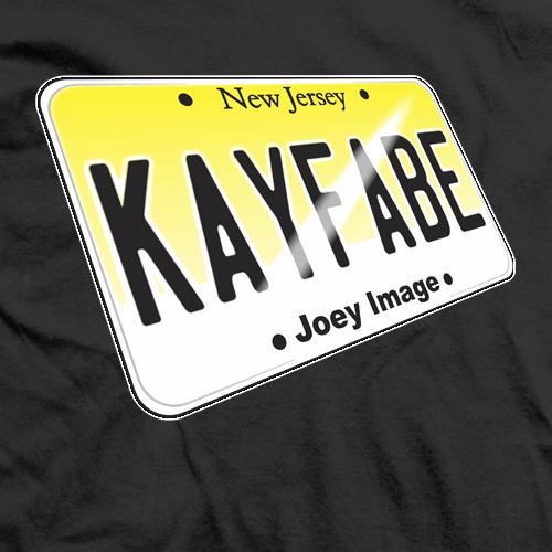 Kayfabe Plate