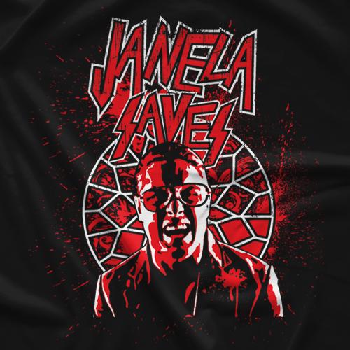 Joey Janela Janela Saves T-shirt