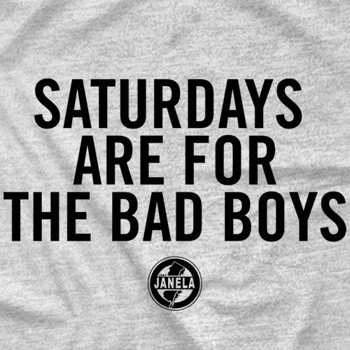 Saturdays Are For