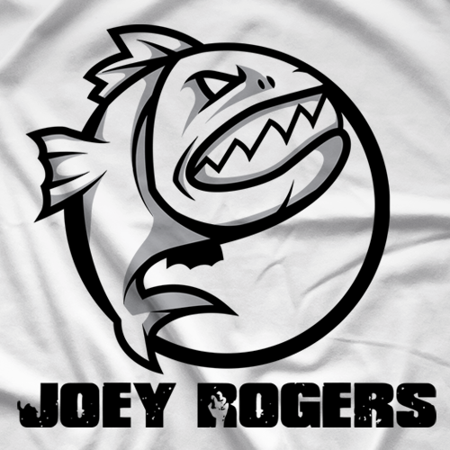 Joey Rogers Piranha T-shirt