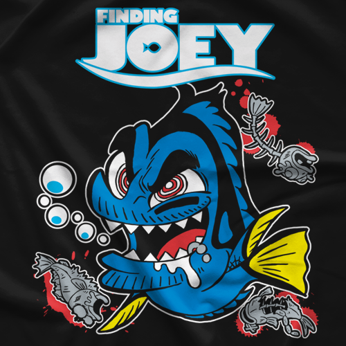 Joey Rogers Finding Joey T-shirt