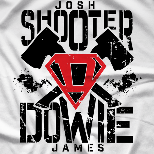 Josh Shooter Shooter V Dowie T-shirt