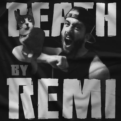 JT Dunn Death By Remi T-shirt