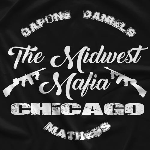 Justice The New Mafia T-shirt