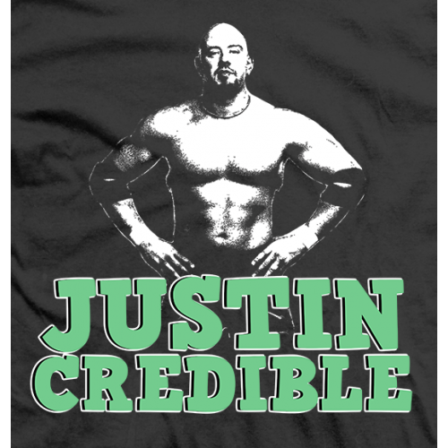 Justin Credible Pose T-shirt