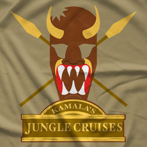 Kamala Jungle Cruise T-shirt
