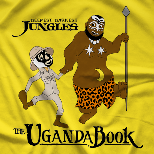 Kamala Jungle Book T-shirt