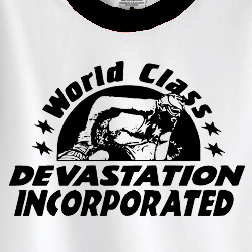 WCCW Devastation Inc