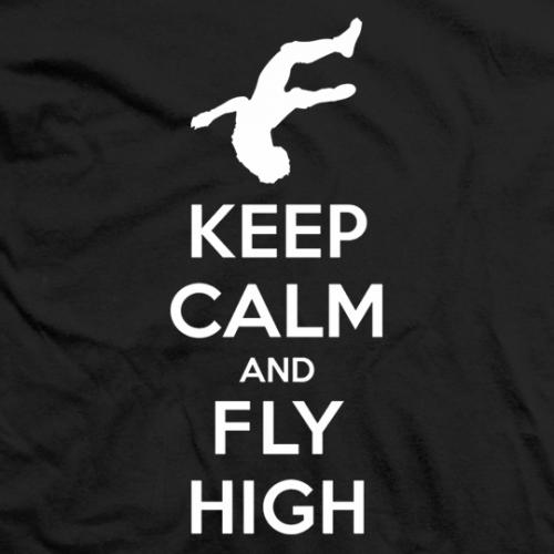 Ricochet Keep Calm T-shirt