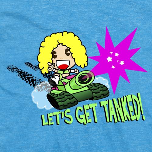 Let's Get Tanked