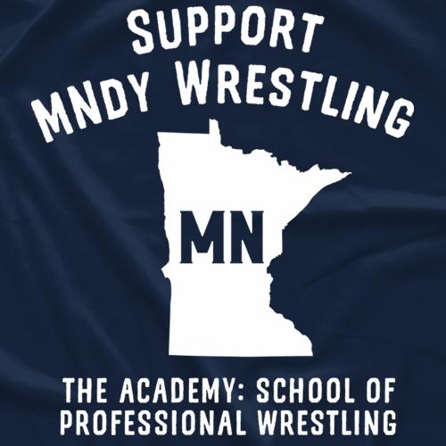 Support MNdy Wrestling