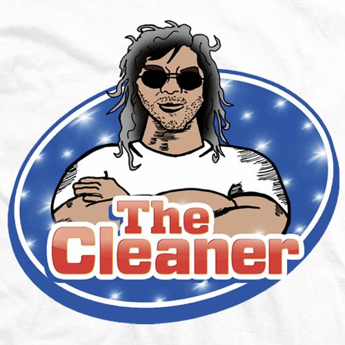 Kenny Omega Mr. Cleaner T-shirt