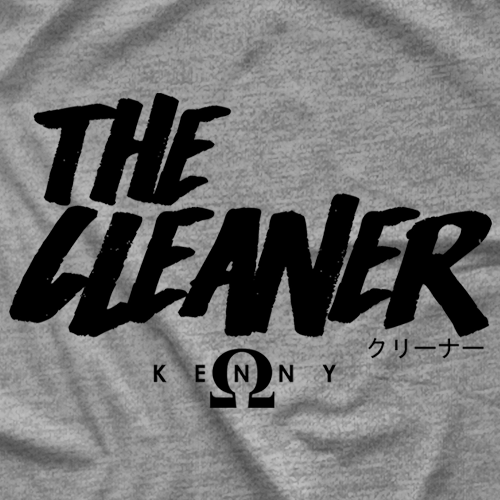 Kenny Omega The Cleaner T-shirt