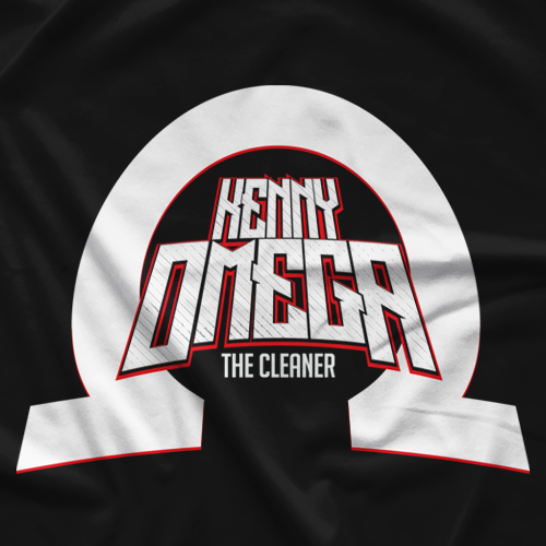 Omega The Cleaner T-shirt