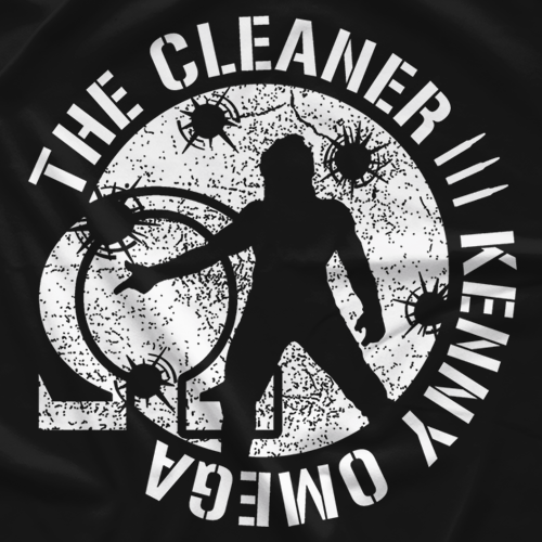 Kenny Omega One Shot One Kill T-shirt