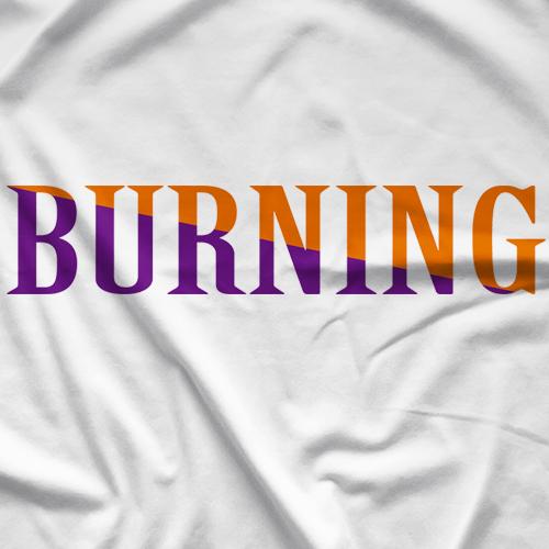 Kenta Kobashi Burning T-shirt