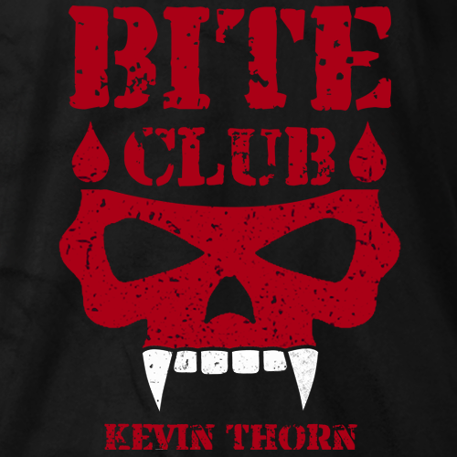 Kevin Thorn Bite Club T-shirt