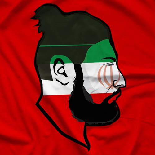 King Khash T-shirt