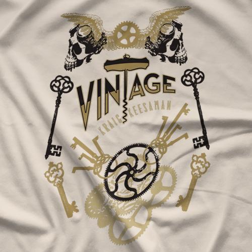 Kraig Keesaman Vintage T-shirt