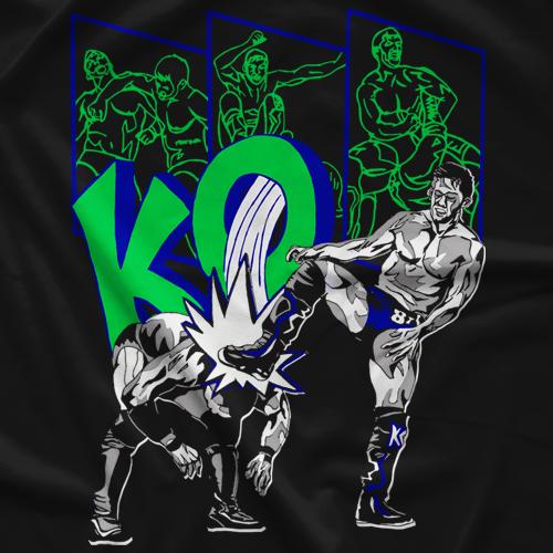 KOR Comic T-shirt