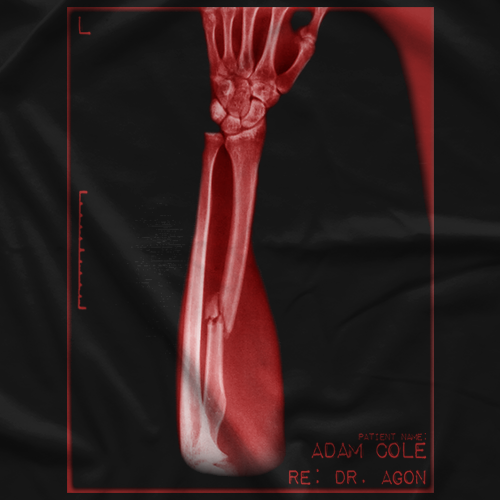 Kyle O'Reilly X-Ray T-shirt