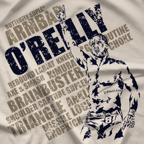Kyle O'Reilly Violent Skillset T-shirt