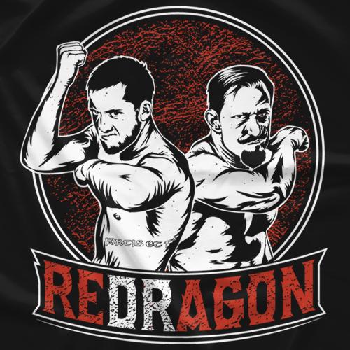 Kyle O'Reilly reDRagon 2 T-shirt