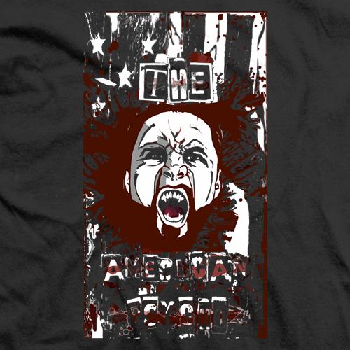 Lance Hoyt American Psycho 2 T-shirt