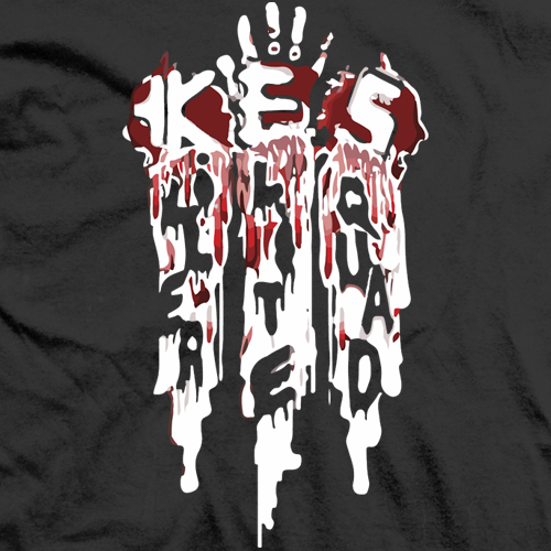 Lance Hoyt KES Blood Drip T-shirt