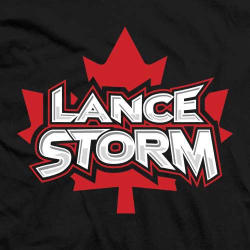 Lance Storm Maple T-shirt