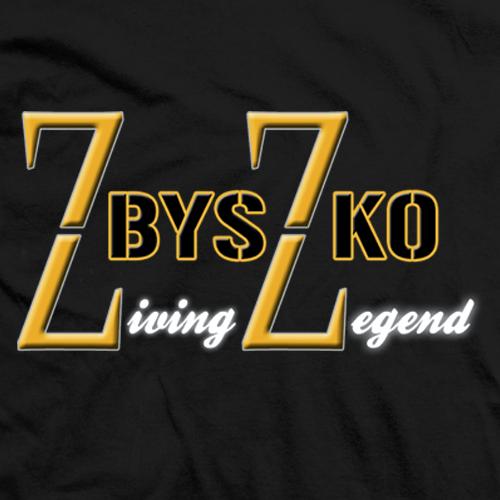 Larry Zbysko Living Legend T-shirt